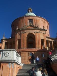 The sanctuary of San Luca